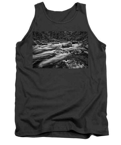 Mixed Emotions Tank Top by Mark Lucey