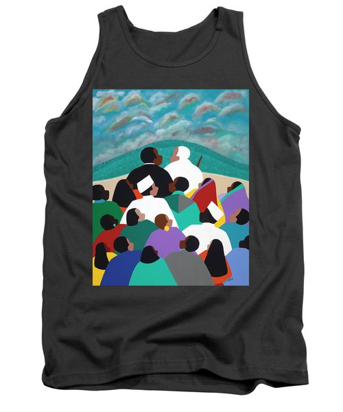 Mlk Called To Serve Tank Top