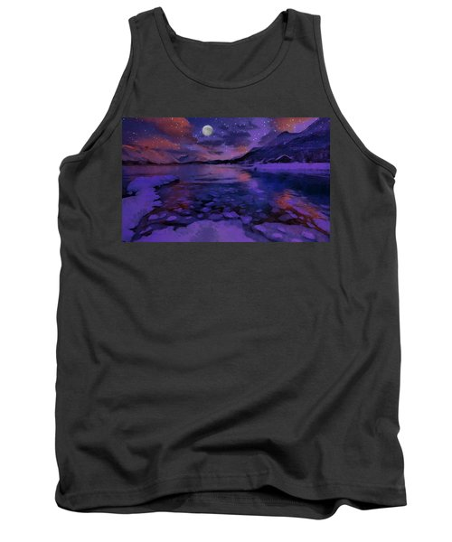 Mnon Over The Frozen Lands Tank Top