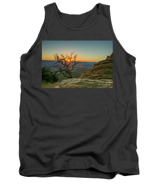 Tank Top featuring the photograph Moab Tree by Kristal Kraft