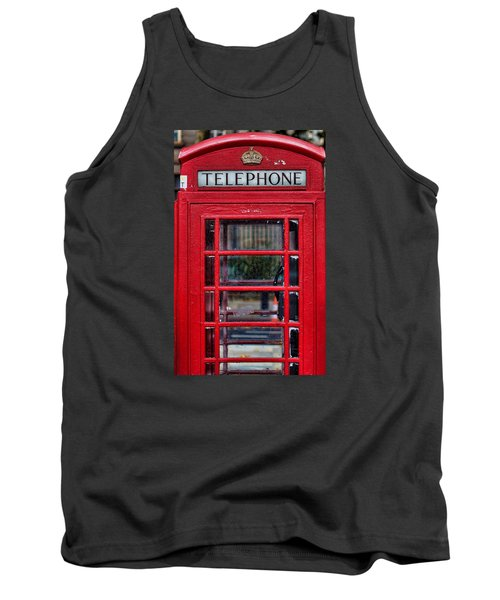 Mobile Phone Case Tank Top