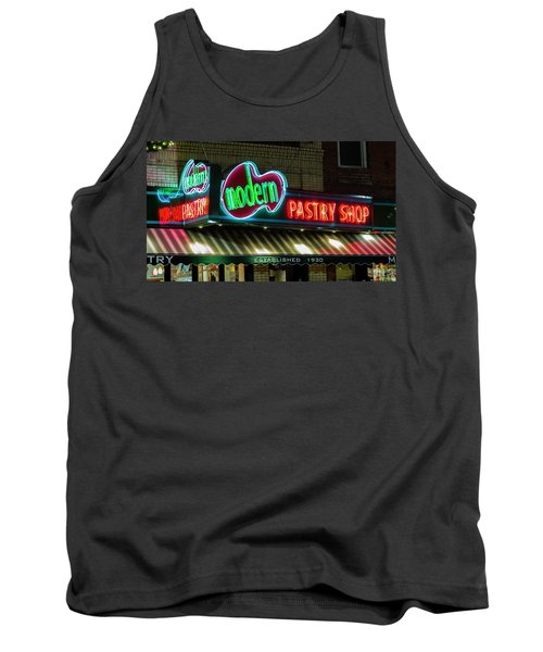 Modern Pastry Neon - #1 Tank Top
