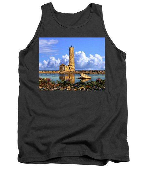 Mohawk Island Lighthouse Tank Top