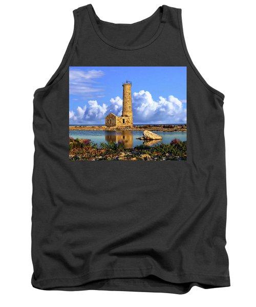 Mohawk Island Lighthouse Tank Top