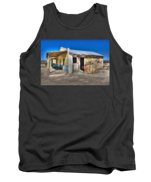 Mojave Times Tank Top by Richard J Cassato