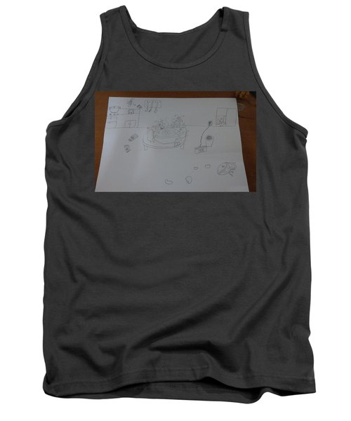 Mold Party Tank Top