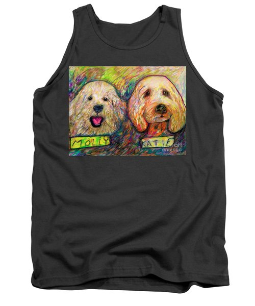 Molly And Katie Tank Top