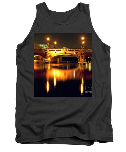 Nocturnal Sound Of Berlin Tank Top