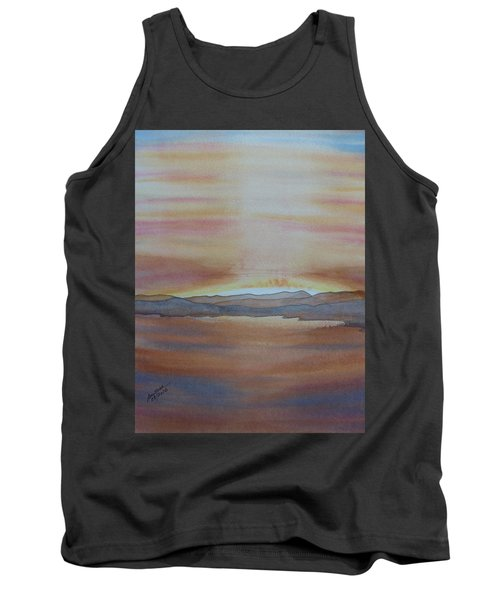 Moment By The Lake Tank Top