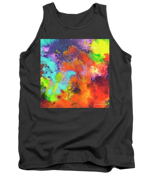 Momentum, Canvas Three Tank Top