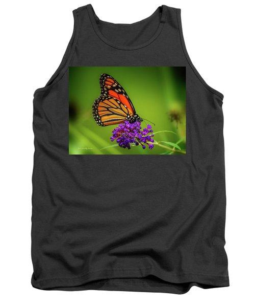 Monarch #1 Tank Top