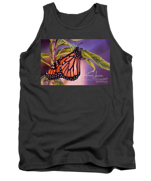 Monarch Beauty Tank Top