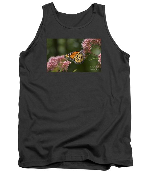 Monarch Butterfly Tank Top by Alana Ranney