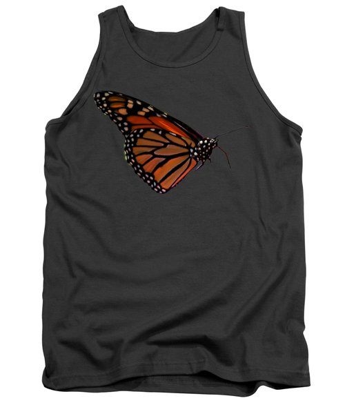 Monarch Butterfly No.41 Tank Top