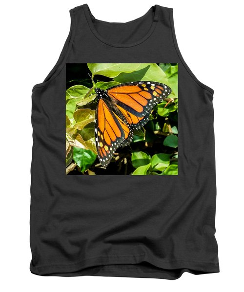 Monarch Tank Top by Mark Barclay