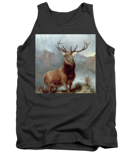 Monarch Of The Glen Tank Top