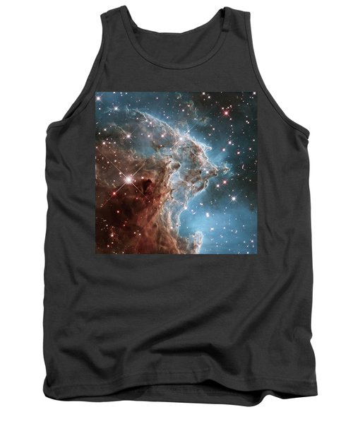 Tank Top featuring the photograph Monkey Head Nebula by Marco Oliveira