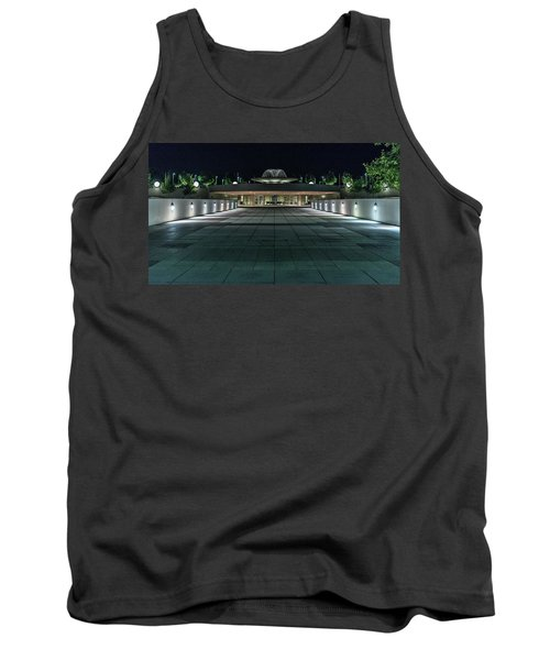 Monona Terrace Tank Top by Randy Scherkenbach