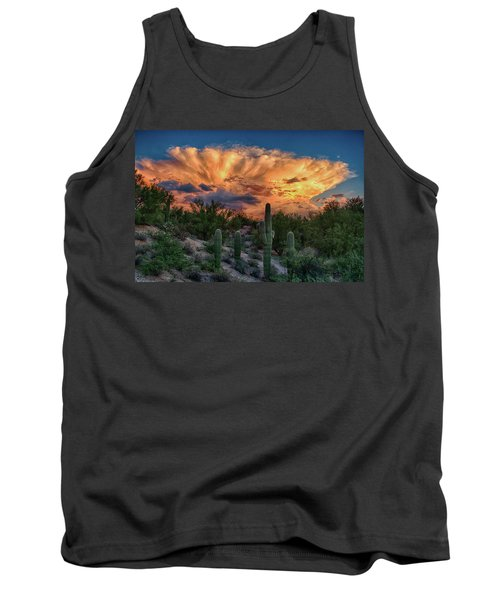 Monsoon Sunset Tank Top