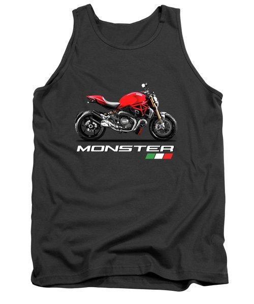 Monster 1200 Tank Top