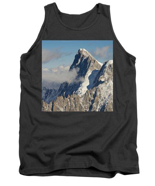 Mont Blanc Du Tacul Tank Top
