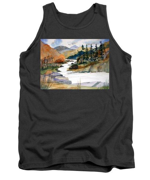 Montana Canyon Tank Top