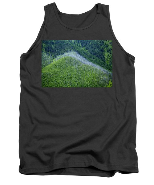 Montana Mountain Vista #4 Tank Top