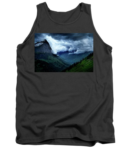 Montana Mountain Vista Tank Top