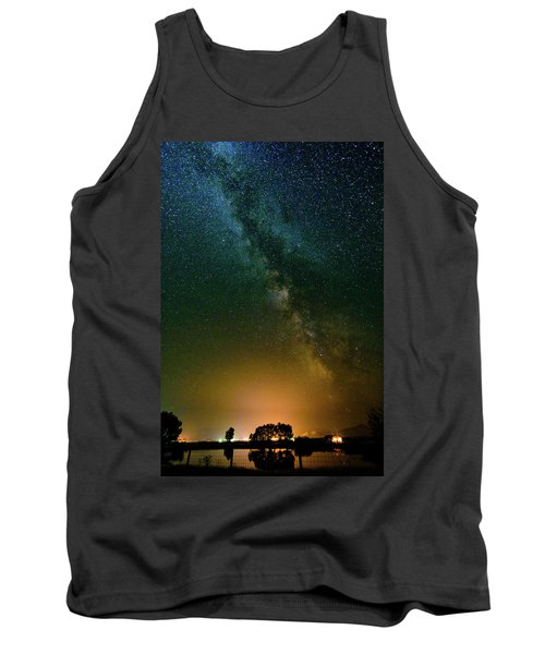Montana Night Tank Top