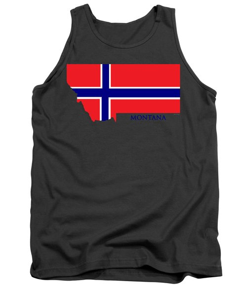 Montana Norwegian Tank Top