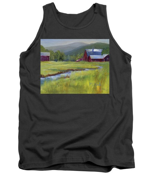 Montana Ranch Tank Top