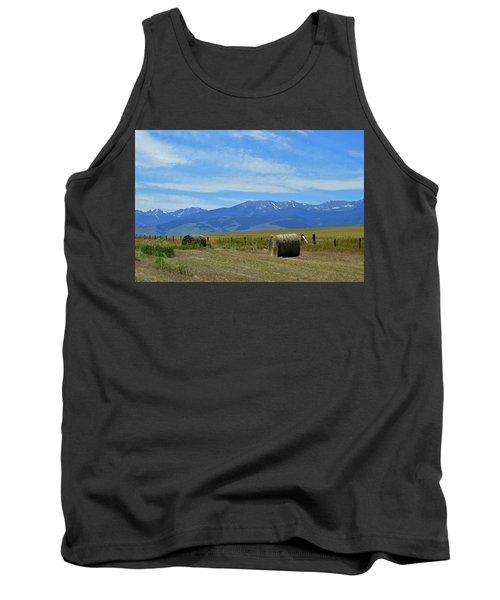 Montana Scene Tank Top