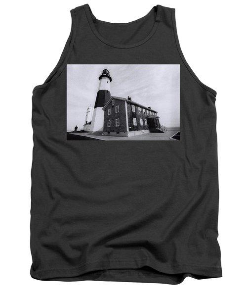 Montauk Lighthouse Tank Top