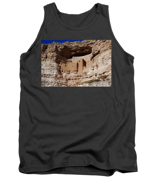 Montezuma Castle Tank Top
