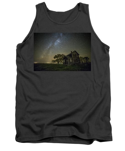 Tank Top featuring the photograph Montrose Orionid by Aaron J Groen