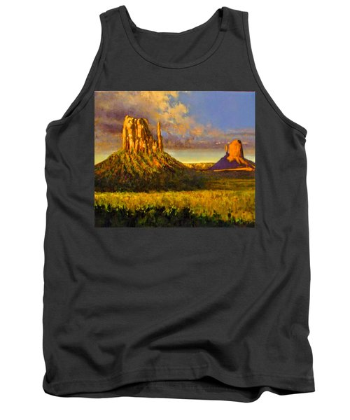 Monument Passage Tank Top