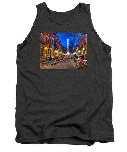 Monument Street Charlestown 023 Tank Top
