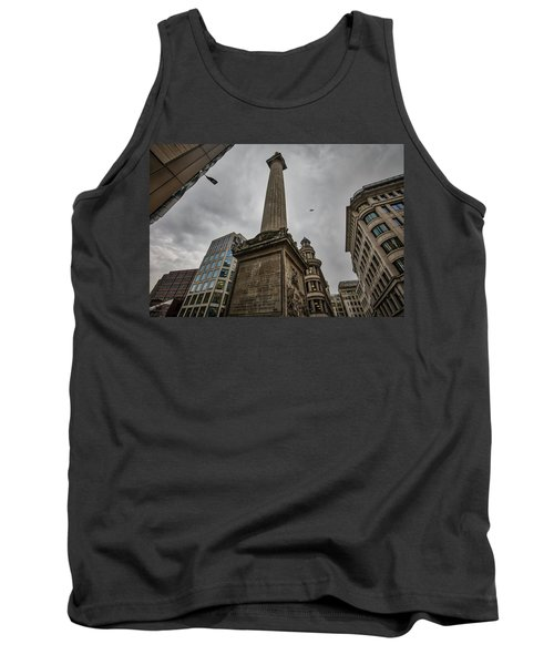 Monument To The Great Fire Of London Tank Top