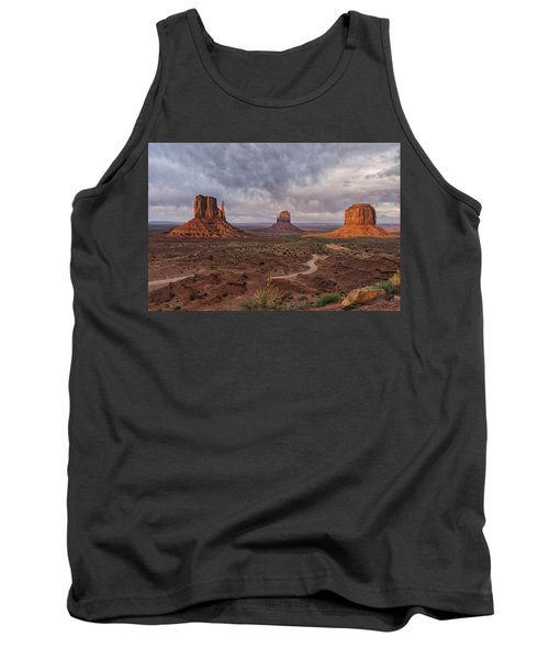 Monument Valley Mittens Az Dsc03662 Tank Top