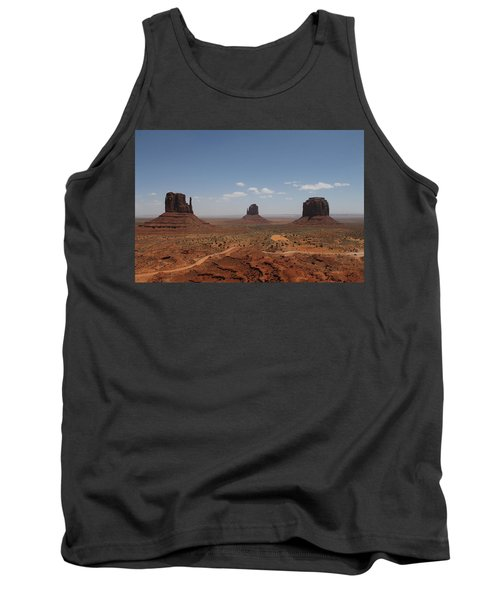 Monument Valley Navajo Park Tank Top