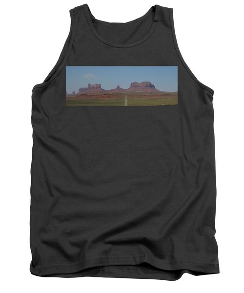 Monument Valley Navajo Tribal Park Tank Top by Christopher Kirby