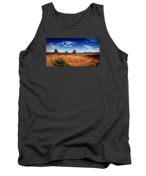 Monument Valley Utah Tank Top