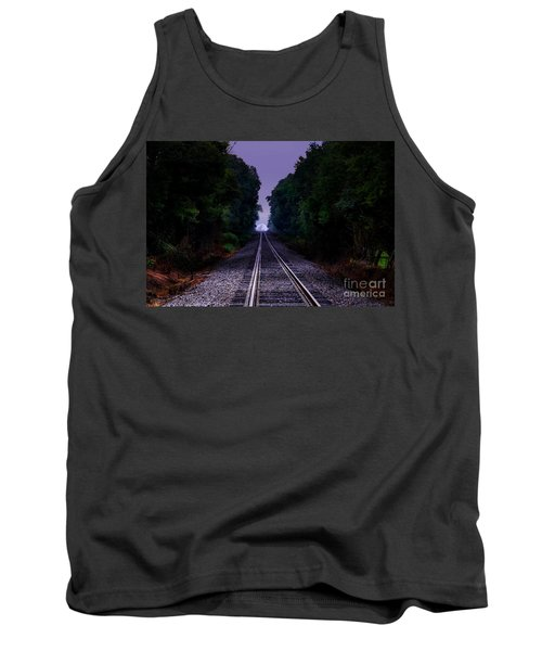 Moon And Steel Tank Top