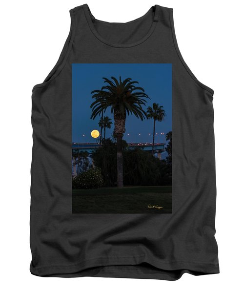 Moon On The Rise Tank Top
