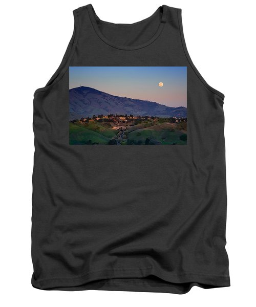 Moon Over Diablo Tank Top