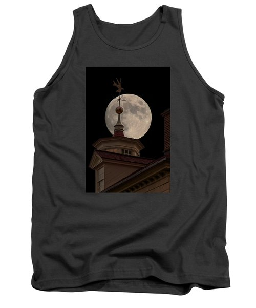 Moon Over Mount Vernon Tank Top