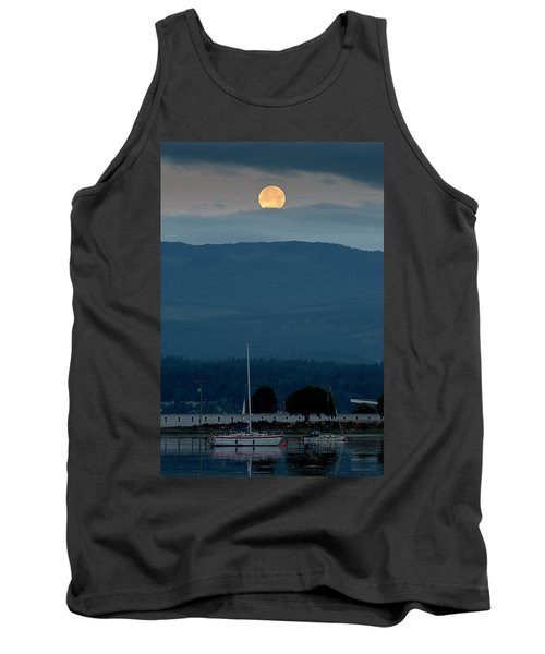 Moon Over The Spit Tank Top