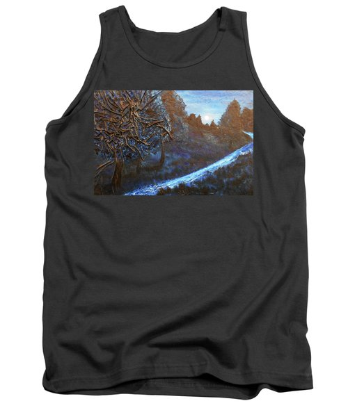 Moon Rise  Tank Top by Angela Stout