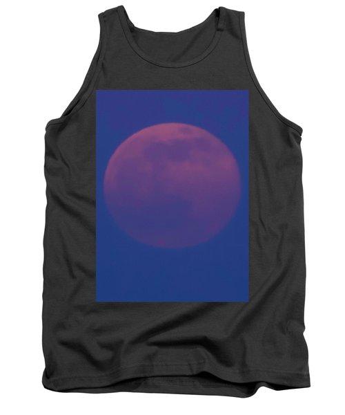 Moon Rise Blue Tank Top