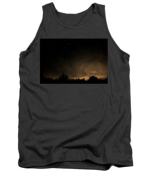 Tank Top featuring the photograph Moon Rise by Katie Wing Vigil